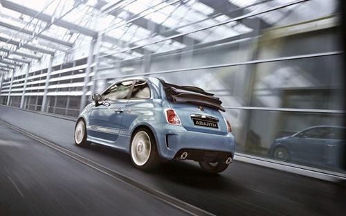 Abarth 500C Elaborabile 2013
