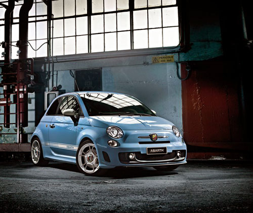 Abarth 500 Elaborabile 2013