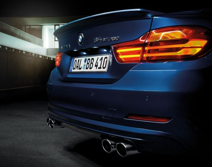 Alpina BMW B4 Biturbo 2014