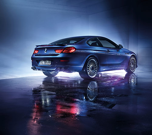 BMW Alpina B6 Bi Turbo Edition 50 (2015)
