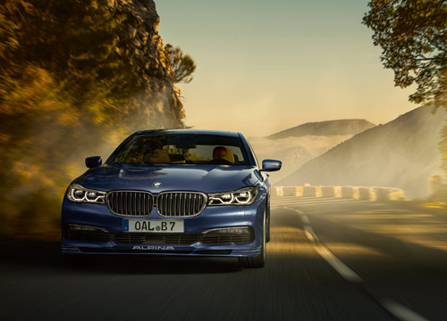 Alpina B7 Bi-Turbo 2016