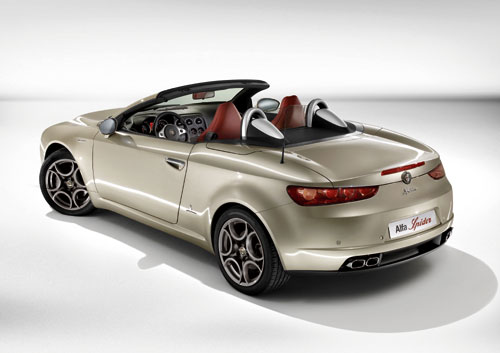 alfa romeo brera et spider 1750 tb et 2 0 jtdm 2009 automania. Black Bedroom Furniture Sets. Home Design Ideas