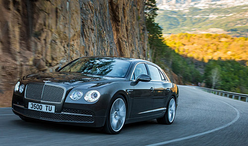 Bentley Flying Spur (Genève 2013)