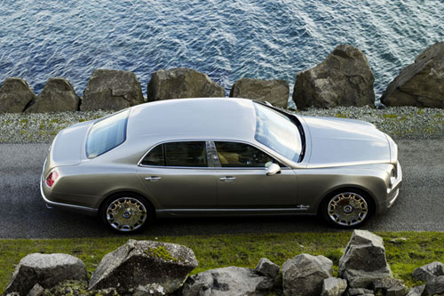 Bentley  Mulsanne 2011.