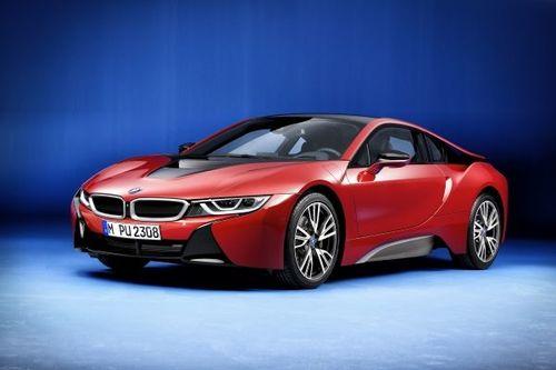 BMW i8 Protonic Red Edition 2016