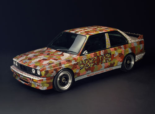 BMW M3 Groupe A  (Michael Jagamara Nelson 1989)