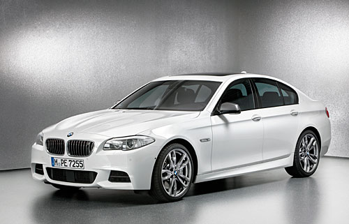 BMW M550d xDrive Berline (2012)