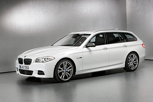 BMW M550d xDrive Touring (2012)