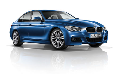 BMW 3 Series M Pack Sport (2012)