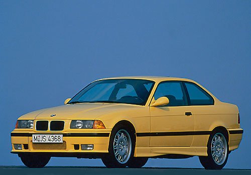 BMW M3 E36 Coupe (1992)