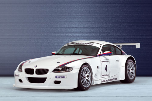 BMW Z4M Coupe Motorsport Racing (2006)
