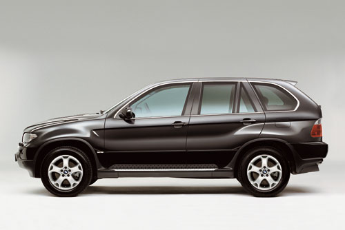 BMW  X5  Series1 SECURITY  (08/2003).