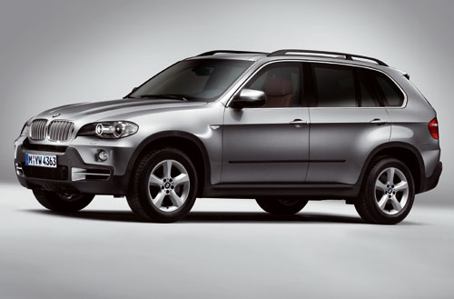 BMW  X5  Series2 SECURITY  (08/2008).