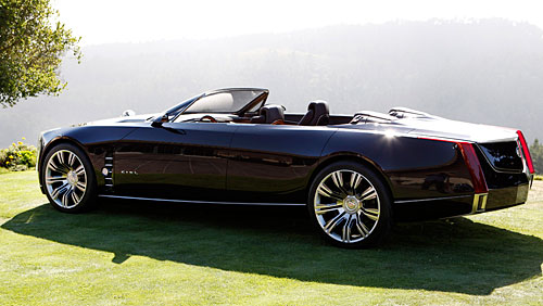 Concept Cadillac Ciel (Pebble Beach 2011)