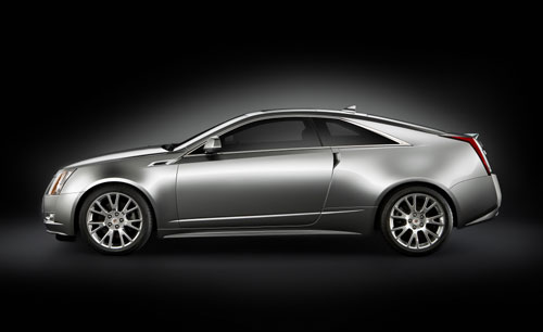 Cadillac CTS Coupe 2011 © GM Corp.