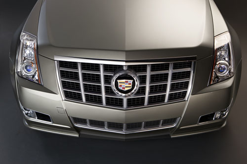 Cadillac CTS 2012 © GM Corp