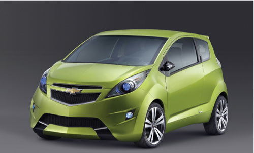 Chevrolet  Beat  Concept (Detroit 2007).