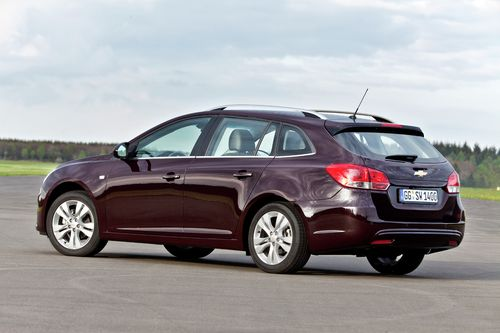 Chevrolet Cruze Break