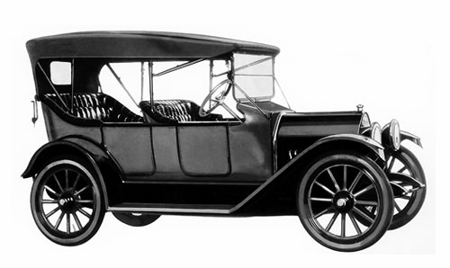 1914 Chevrolet Series H Baby Grand