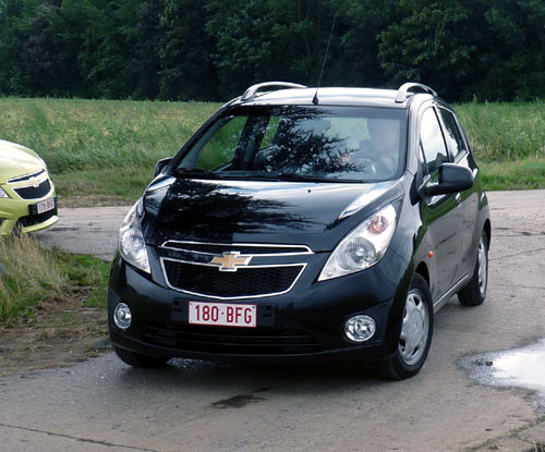 Chevrolet Spark 1.0 LS plus 2010