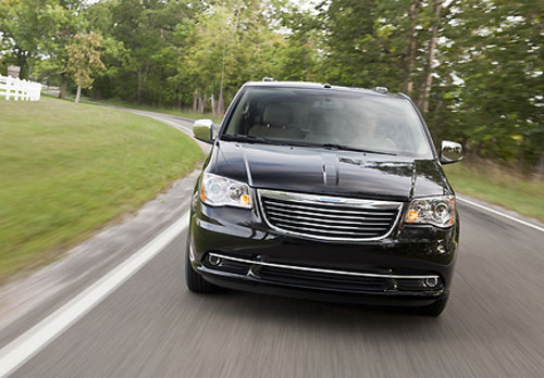 Chrysler TOWN & COUNTRY 2011  (USA)