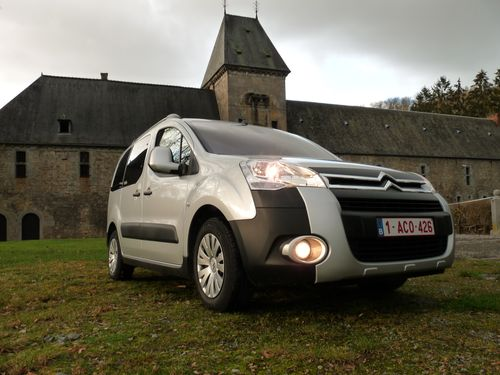 Citroën Berlingo Break 1.6 e-HDi 90 Airdream BMP6 2011