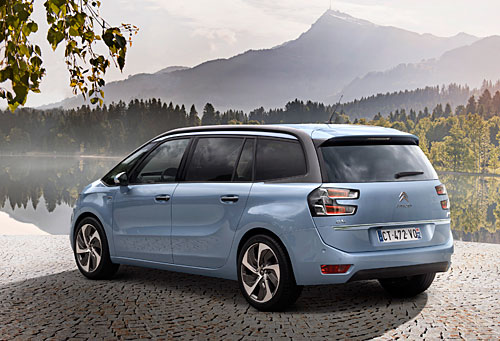Citroën C4 Grand Picasso 2013