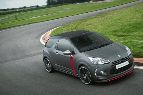 Citroën DS3 Cabrio Racing  2013