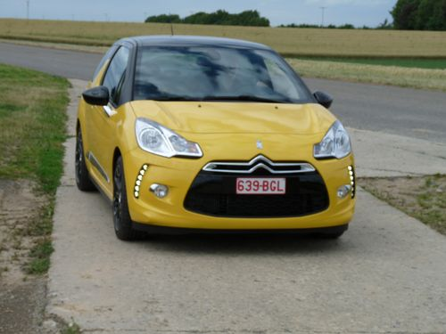 Citroën DS3 HDi 110 2010