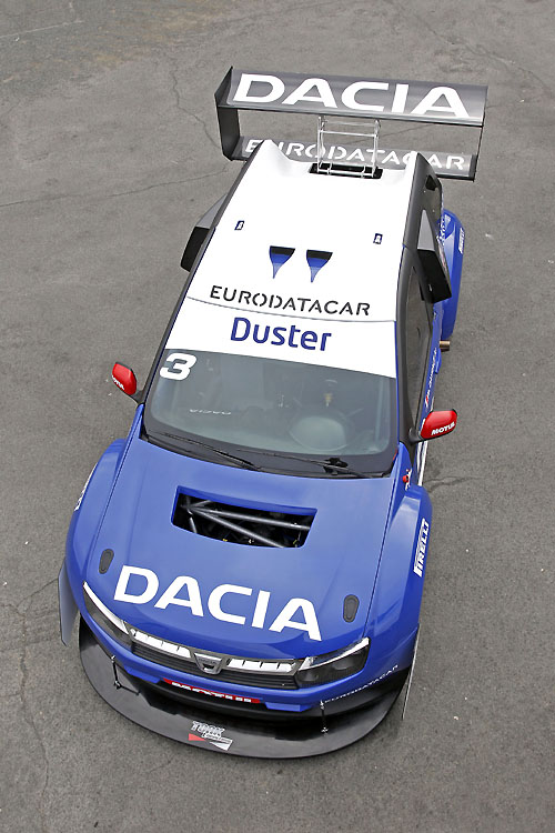 "DACIA DUSTER ""No Limit"" (Pikes Peak 2011)"