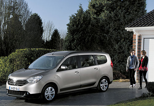 Dacia Lodgy 2013 2014