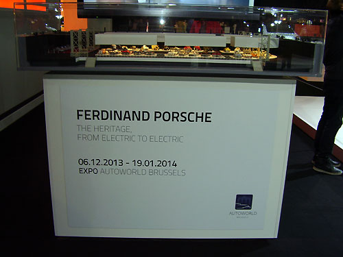 Ferdinand Porsche, the Heritage – from electric to electric
