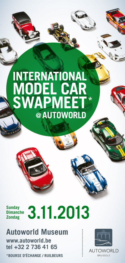 Autoworld 2013 Swapmeeting 03/11