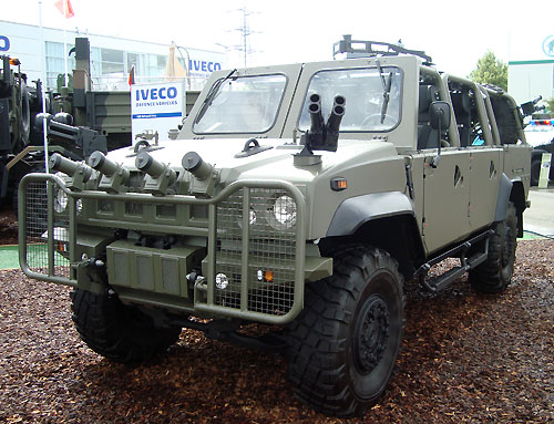 Iveco LMV Special Forces