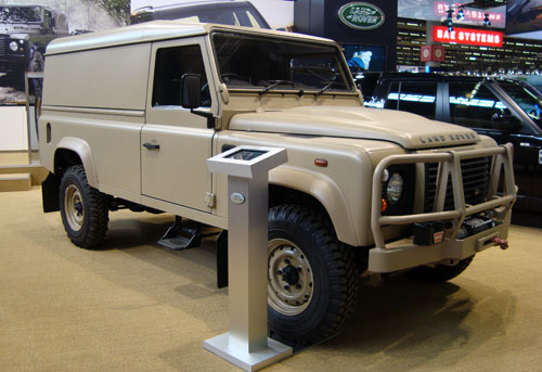 Land Rover Defender FFR