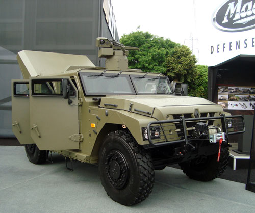 Renault Trucks Defense Sherpa Light Scout
