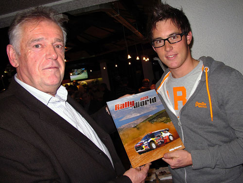 Willy Weyens & Thierry Neuville (2012)