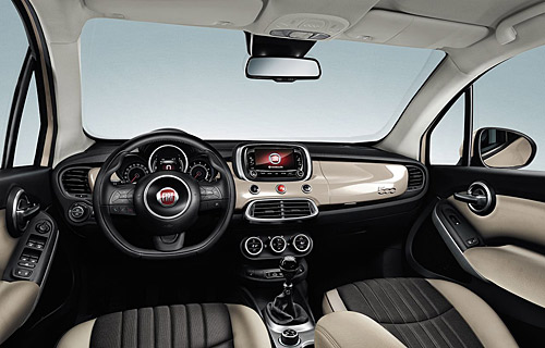 nouvelle motorisation pour la fiat 500x automania. Black Bedroom Furniture Sets. Home Design Ideas