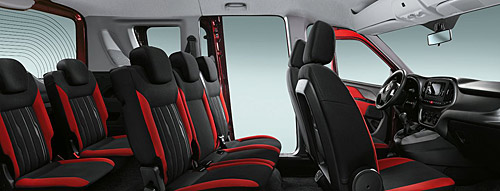 Fiat Doblo 2015 VP 7 Places