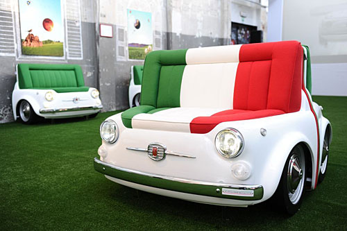 Fiat 500 Design Collection 2011