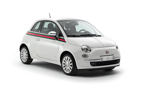 Fiat 500 by Gucci 2011