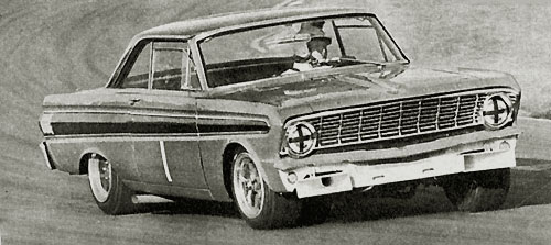 Ford Falcon  presseur Alan Mann F Gardner Brands Hatch on chrysler falcon