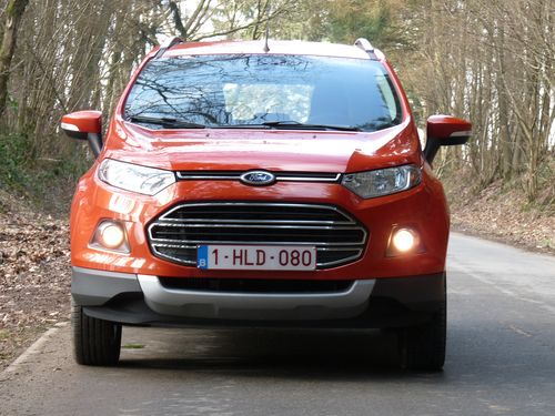 Ford EcoSport 1.0 Ecoboost 2015