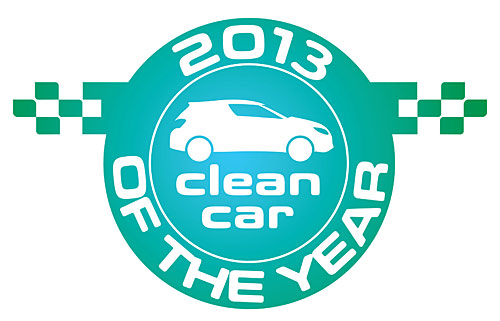 Clean Car of the Year 2013
