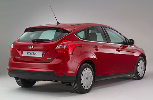 Ford Focus ECOnetic 2012 (RAI 2011)