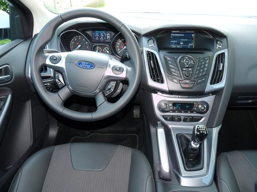 Ford Focus Clipper 1.6 Ecoboost 150 ch. 2011