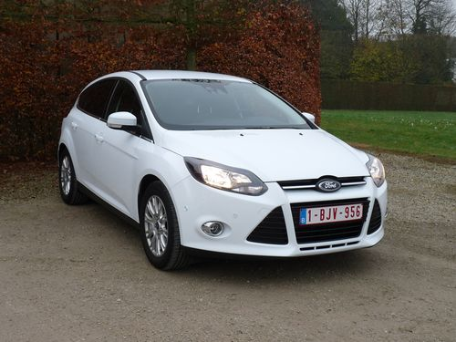 Ford Focus 5p 1.6 Ecoboost 180 ch. 2011