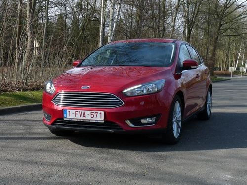 Ford Focus 5 doors 1.5 Ecoboost 150 2015