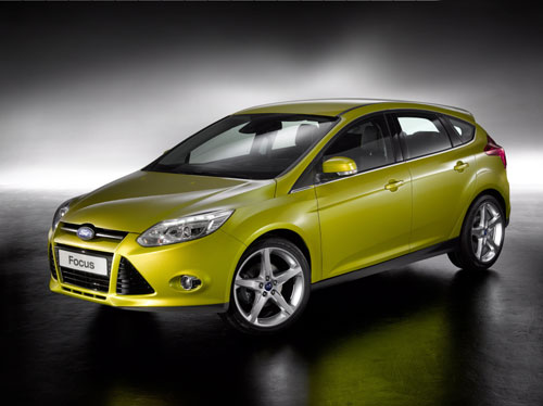 Ford Focus China (Auto China 2010)