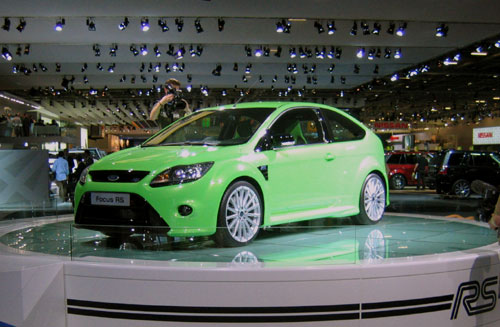 Ford  Focus  RS  2009.